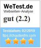 Bewertungen zu chaotenfm.com